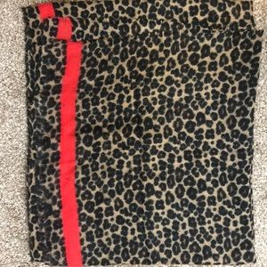 Accessories - Leopard Scarf